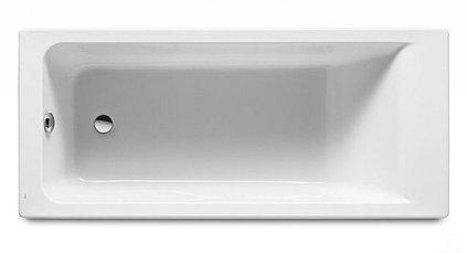 Ванна Roca ZRU9302899 А/В ПРЯМОУГОЛЬНАЯ EASY 170X75 БЕЛ (Без монтажного комплекта)(ZRU9302899)