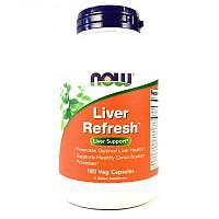БАД Liver Refresh, 180 растительных капсул
