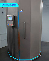 Облучатель дерматологический (ультрафиолетовая кабина) ОД-П-3-2400