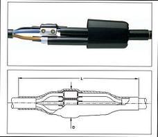 Муфта соединительная GUSJ-01/3x50-120