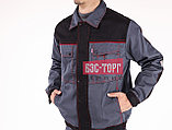 Костюм летний Арт-19, (куртка - полукомбинезон), фото 2