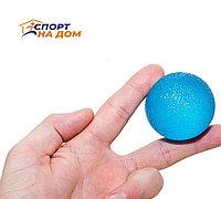 Кистевой силиконовый эспандер в форме бейсбольного мяча