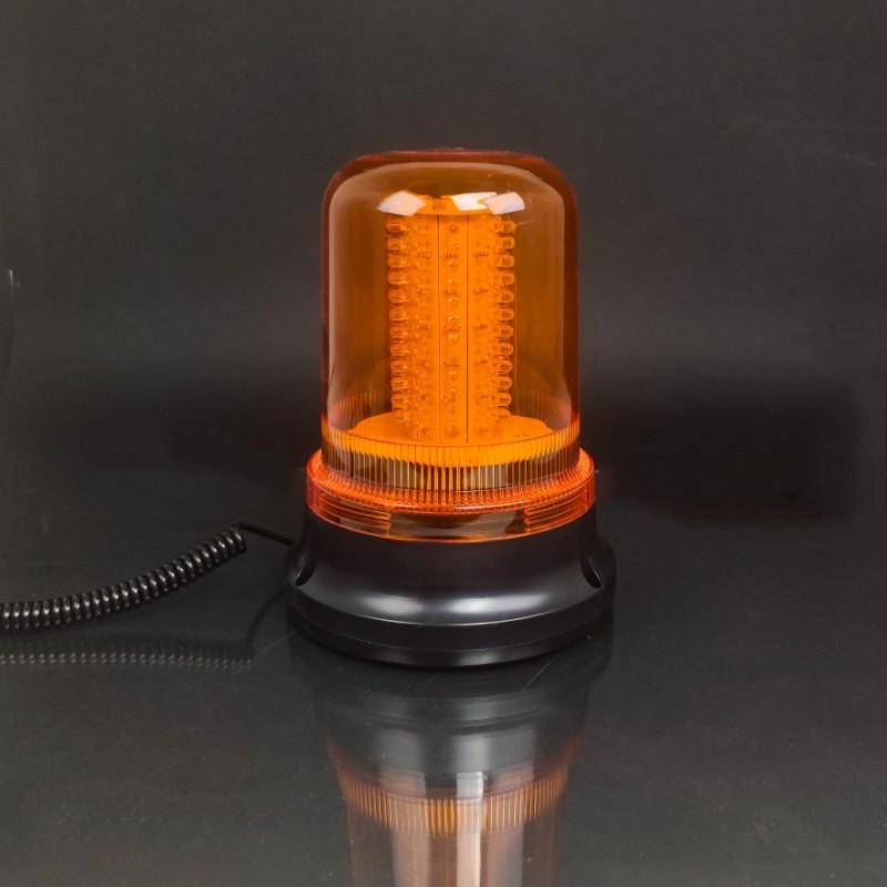 Желтый светодиодный маяк 12V/24V 7 режима работы