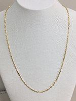 Цепь - 45 см / жёлтое золото