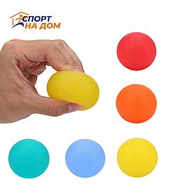 Кистевой силиконовый эспандер (в комплекте 3 штуки)