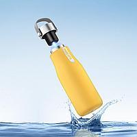 Фильтр-бутылка с УФ-стерилизатором Philips AWP2788YL/10 (590 мл) желтый