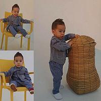 Детский классический костюм для мальчика