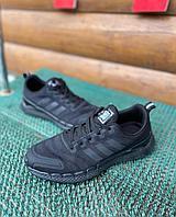 Кросс adidas черные