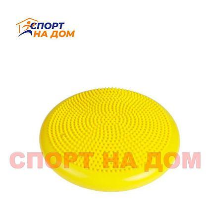 Балансировочная массажная подушка (цвет желтый), фото 2