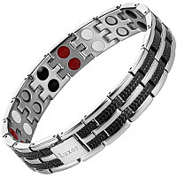 Магнитный браслет Бизнес Стандарт black