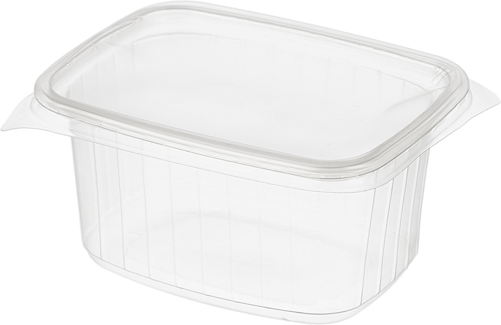 Одн. посуда с крышкой прозр. 1000мл