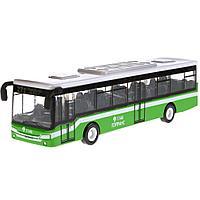 Автобус инерционный 14,5 см , Технопарк