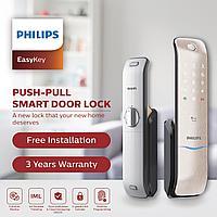 Умный замок - Philips Easy Key 6100 black