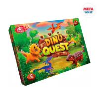 Развлекательная настольная игра серия Dino Quest (20 шт)