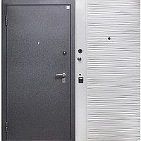 Входная дверь Алмаз 14 Глянец три контура уплотнения