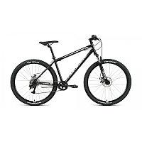 """Велосипед FORWARD SPORTING 27,5 2.2 disc (27,5"""" 8 ск. рост 19"""") 2020-2021, черный/белый, фото 1"""