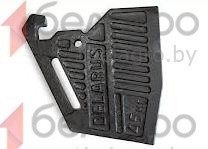 80-4235011 Груз МТЗ балласта (45 кг) РЗТ