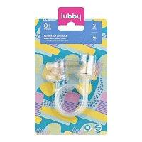 LUBBY LUBBY Аспиратор назальный, от 0 мес, ABS, силиконовые -