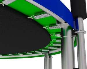 Батут SWOLLEN Classic 6 FT диаметр 183 см - фото 7