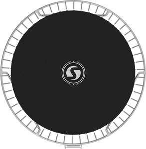 Батут SWOLLEN Classic 12 FT диаметр 366 см - фото 4