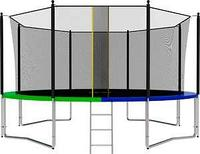 Батут SWOLLEN Classic 14 FT диаметр 427 см