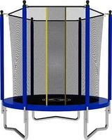 Батут SWOLLEN Lite 6 FT (Blue) диаметр 183 см