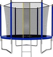 Батут SWOLLEN Lite 8 FT (Blue) диаметр 244 см