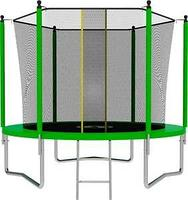 Батут SWOLLEN Lite 8 FT (Green) диаметр 244 см