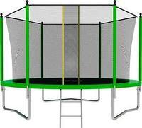 Батут SWOLLEN Lite 10 FT (Green) диаметр 305 см