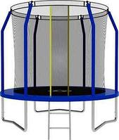 Батут SWOLLEN Comfort 8 FT (Blue) диаметр 244 см