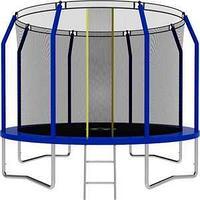 Батут SWOLLEN Comfort 10 FT (Blue) диаметр 305 см