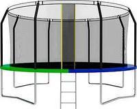 Батут SWOLLEN Prime 14 FT диаметр 427 см