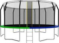 Батут SWOLLEN Prime 16 FT диаметр 488 см