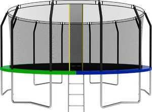 Батут SWOLLEN Prime 16 FT диаметр 488 см - фото 1