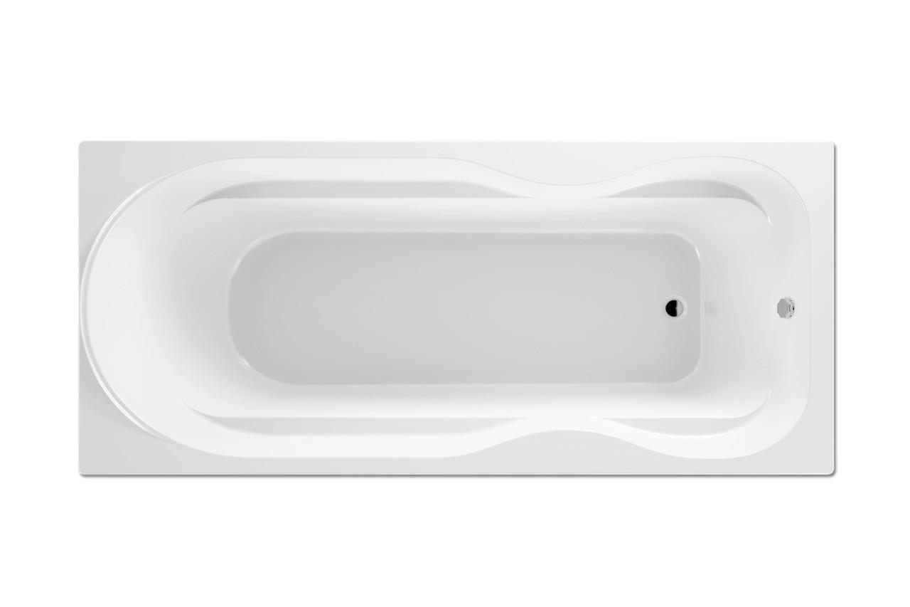 Ванна акриловая МЕТАКАМ Comfort Maxi 180х80 CoM180 (каркас+ножки)
