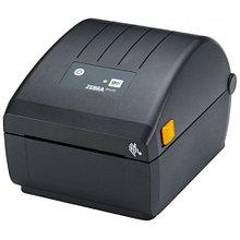 Zebra ZD22042-T0EG00EZ Термотрансферный принтер (74M) ZD220; Standard EZPL, 203 dpi, скорость печати 102 мм\с