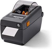 Zebra ZD41022-D0EE00EZ Принтер этикеток ZD410, прямая печать, 203dpi, USB, USB Host, BTLE, Ethernet