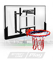 Баскетбольный щит StartLine Play 110 (F), фото 1