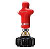 Тренажер для отработки ударов ART.Fit AB5312, красный