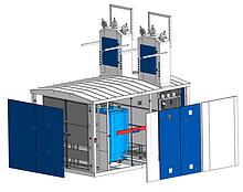 Комплексные трансформаторные подстанции до 35 КВ