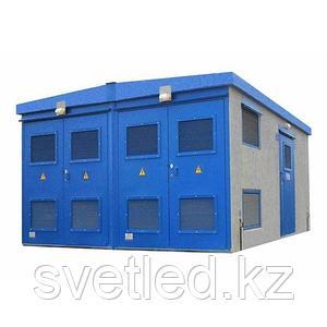 Комплектная трансформаторная подстанция в бетонной оболочке