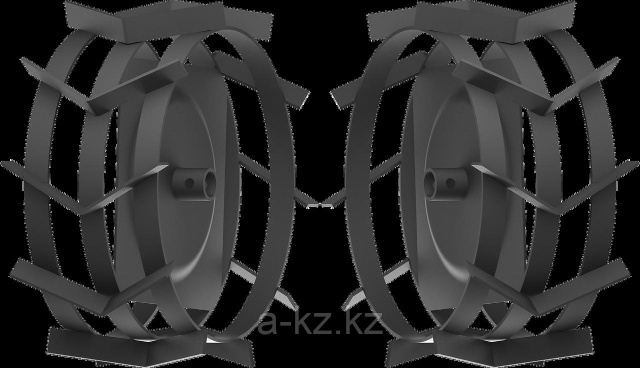 ЗУБР ГР-425 грунтозацепы для мотоблоков, 425х200 мм, набор 2 шт - фото 5