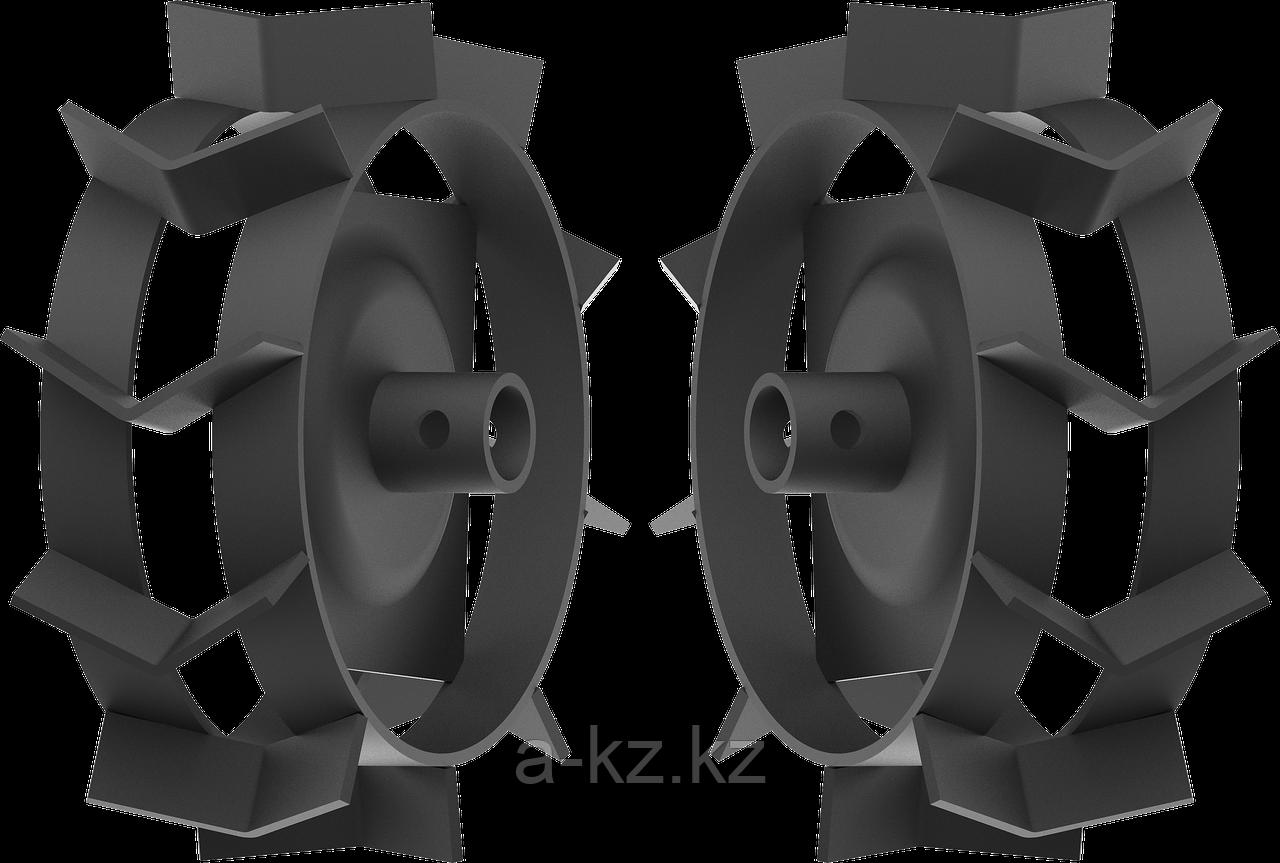 ЗУБР ГР-270 грунтозацепы для культиваторов , 270х90 мм, набор 2 шт. - фото 1