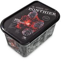 Пюре замороженное ежевика Ponthier 1 кг