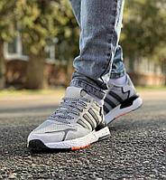 Кросс adidas серый