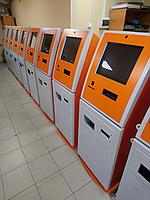 Электронный кассир-терминал самообслуживания