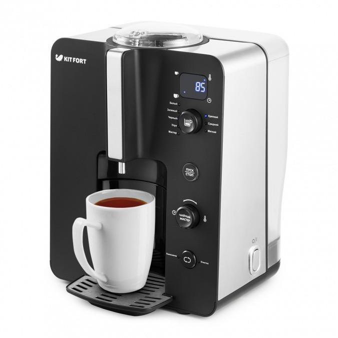 Чаеварка автоматическая Kitfort КТ-630