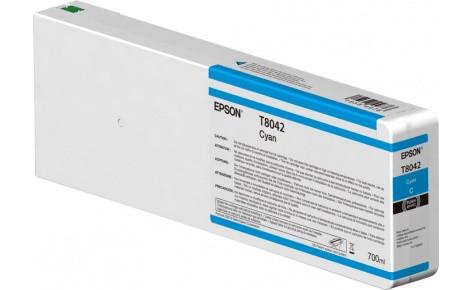 Картридж Epson C13T804200 SC-P6000/7000/8000/9000 голубой