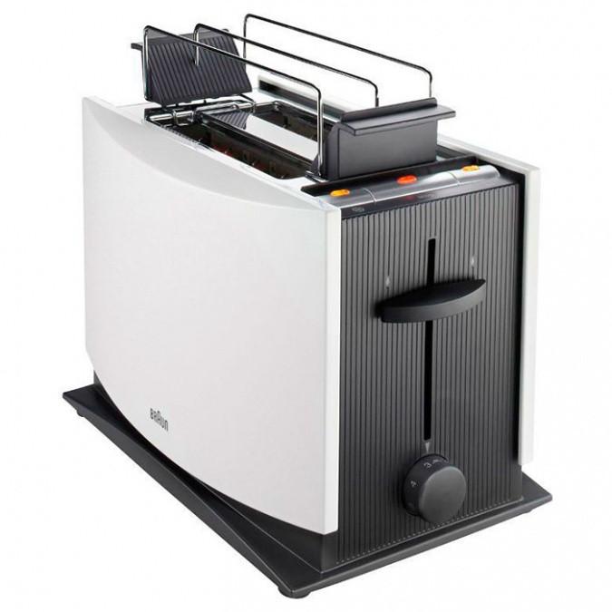 Тостер Braun HT450 белый