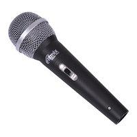 Микрофон вокальный Ritmix RDM-150 черный
